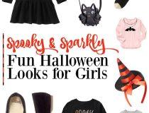 Fun Halloween Looks for Girls