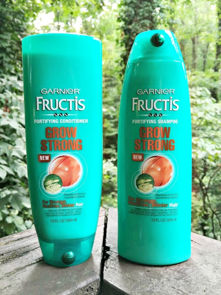 Garnier Fructis Grow Strong Shampoo and Conditioner Rite Aid