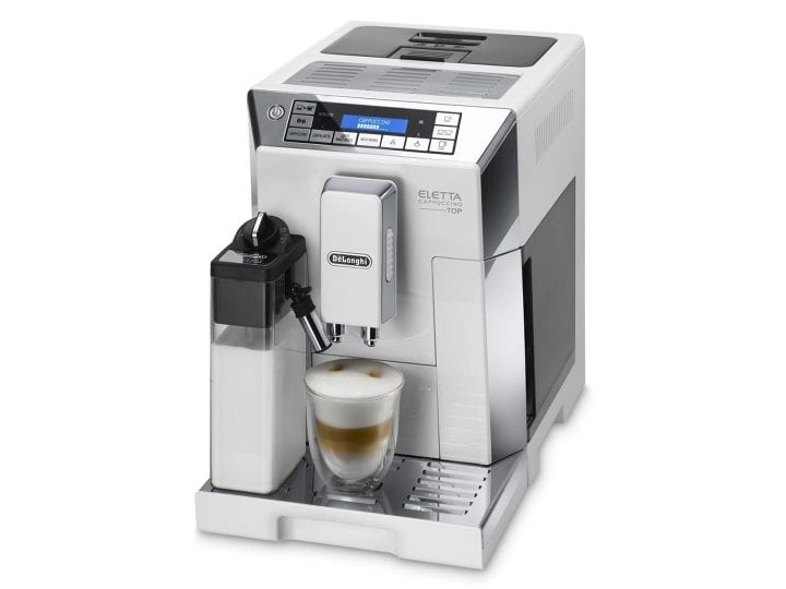 De'Longhi ELETTA CAPPUCCINO Super Automatic Espresso Machine with Lattecrema System