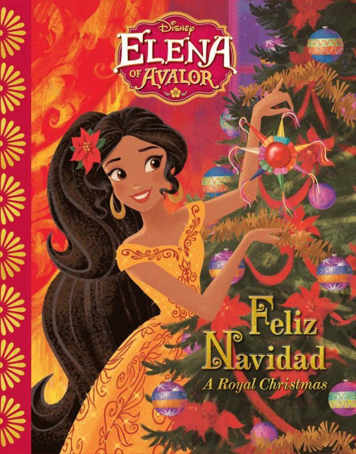 Elena of Avalor: Feliz Navidad #ElenaofAvalor #Giveaway