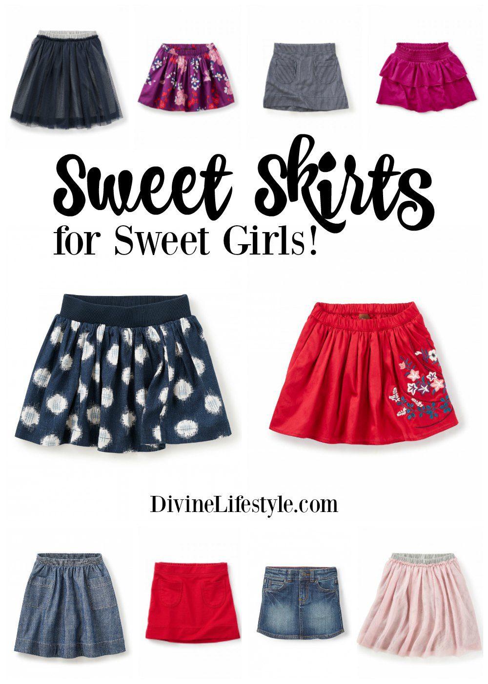 Sweet Skirts for Sweet Girls