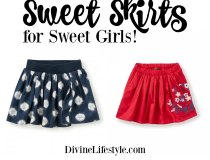 Sweet Skirts for Sweet Girls
