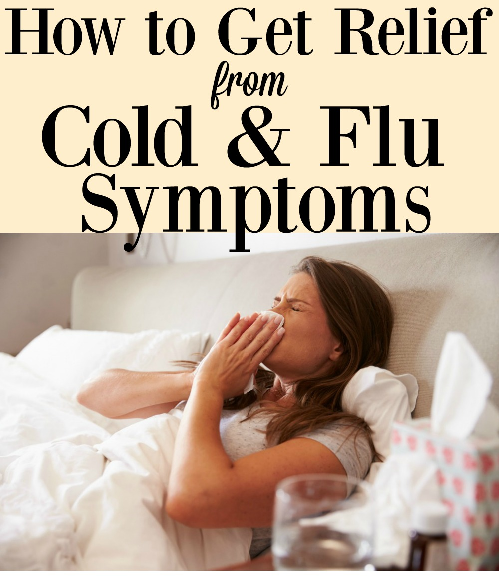 How to Get Relief from Cold and Flu Symptoms #VicksHumidifier