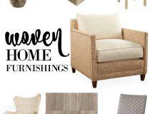 Woven Home Furnishings