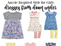 Dresses from Down Under: Aussie-Inspired Style for Girls