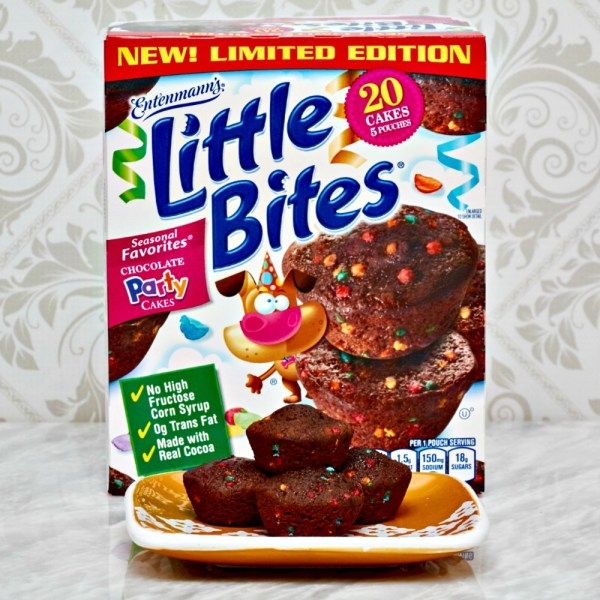 Make Any Day A Party with Entenmanns Little Bites