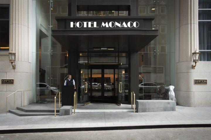 Hotel Monaco in Pittsburgh Pennsylvania #LovePGH @vstpgh #monacopgh