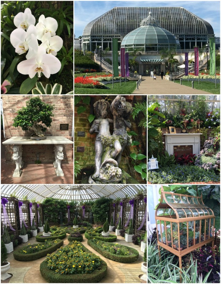 What to do in Pittsburgh Pennsylvania #LovePGH @vstpgh Phipps Conservatory and Botanical Gardens