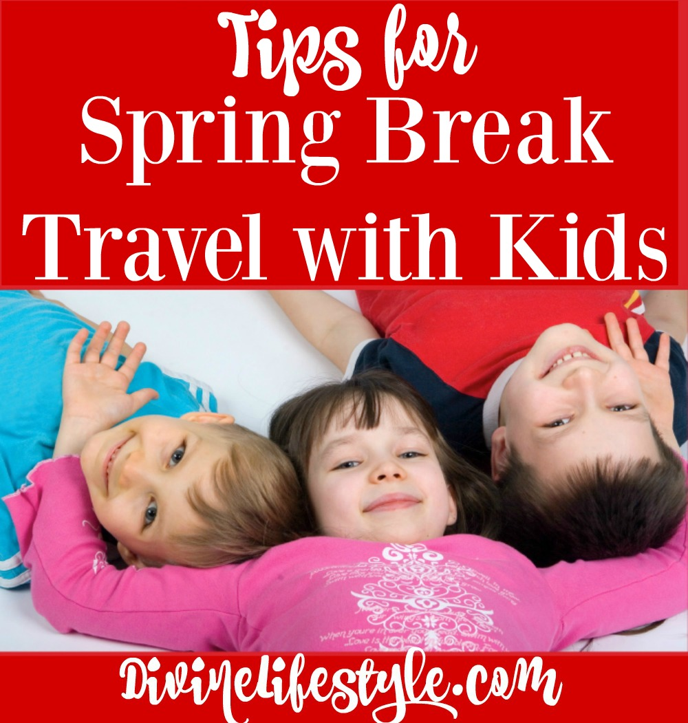 5 Tips for Spring Break Travel with Kids #GoodHandsRescue