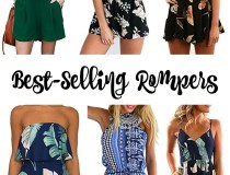 10 Best-Selling Rompers on Amazon