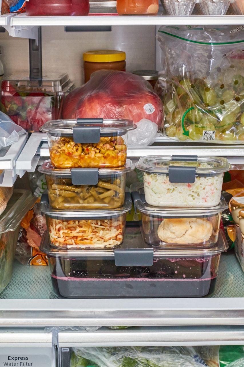 Get Rubbermaid Bring Brilliance and Keep Foods Fresh #LockinBrilliance