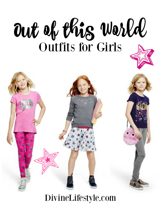 Out of this World Outfits for Girls