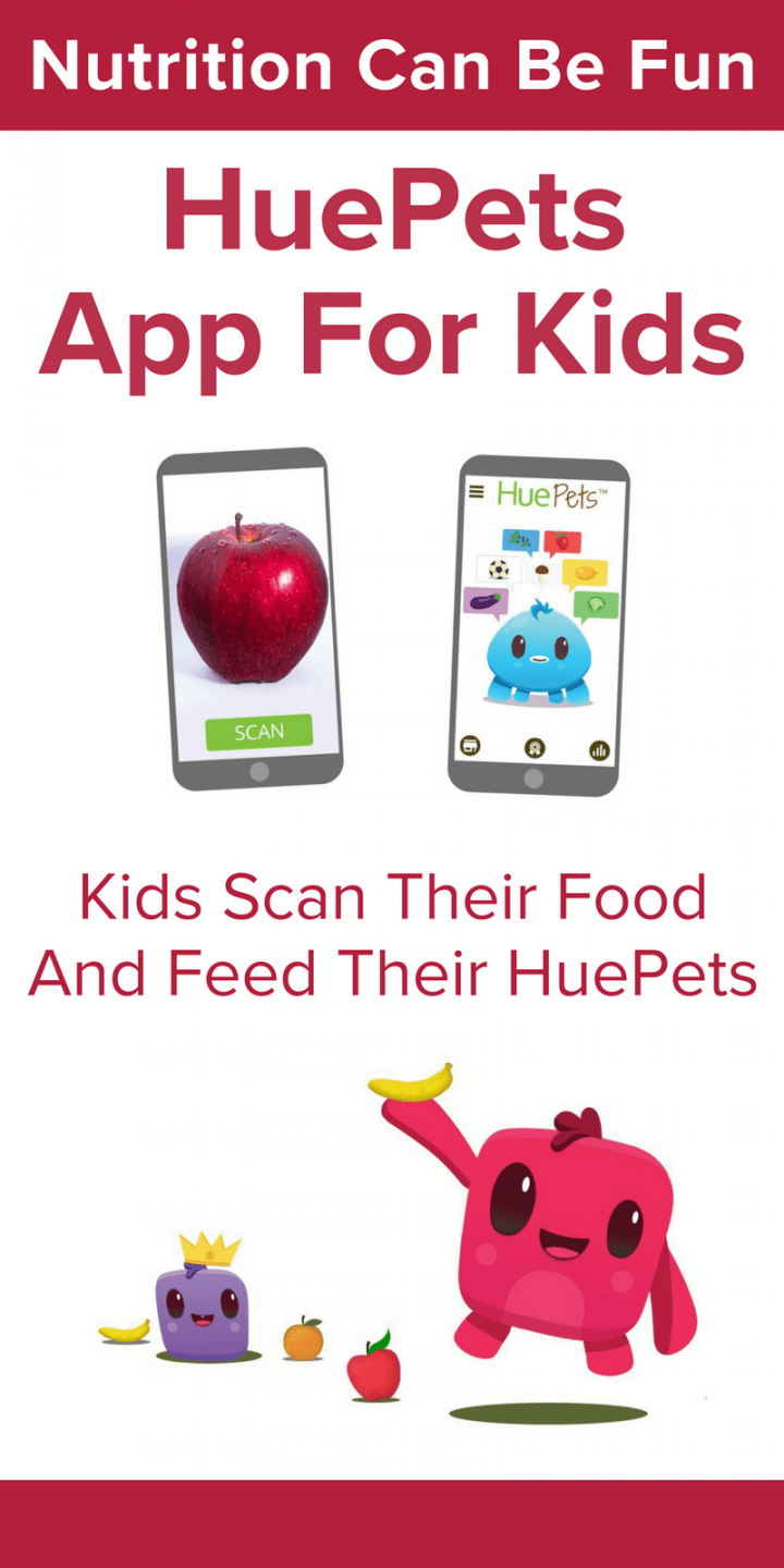 Nutrition Can Be Fun For Kids - Join #HuePets Twitter Party Sept 14, 8pm ET