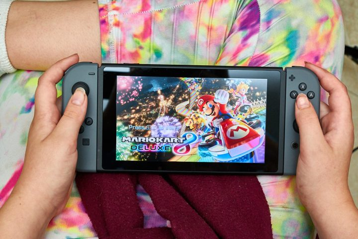2017 Top Tech List from Best Buy Nintendo Switch Review