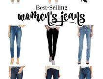 10 Best-Selling Women's Jeans on Amazon