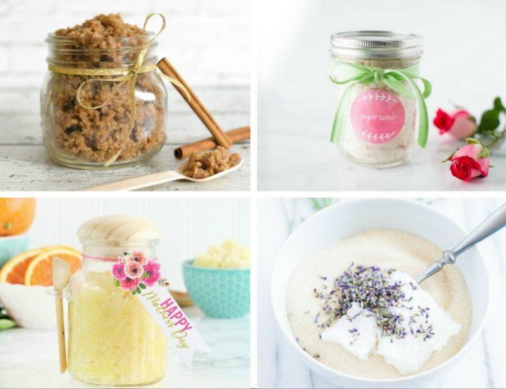 20 Easy Homemade Sugar Scrub Recipes