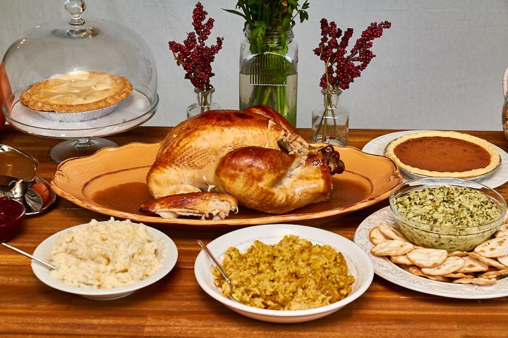 Thanksgiving Delivered from Boston Market 1