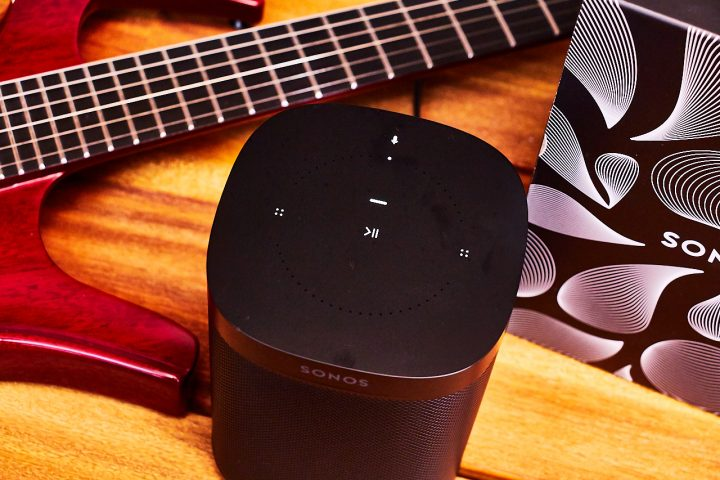 Sonos One with Amazon Alexa from Best Buy | Smart Voice Speaker for Music Lovers