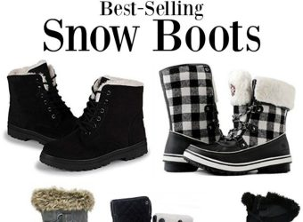 10 Best-Selling Women's Snow Boots on Amazon