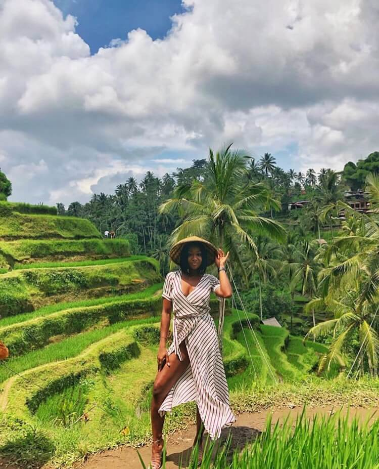 The honeymoon may have very well been over, but my life was not was of the lessons I learned while traveling after my divorce. Photo credit: Instagram @_TatianaP