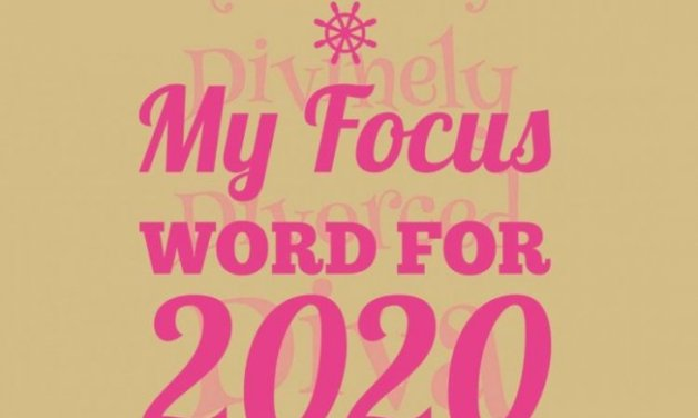 My Focus Word For 2020