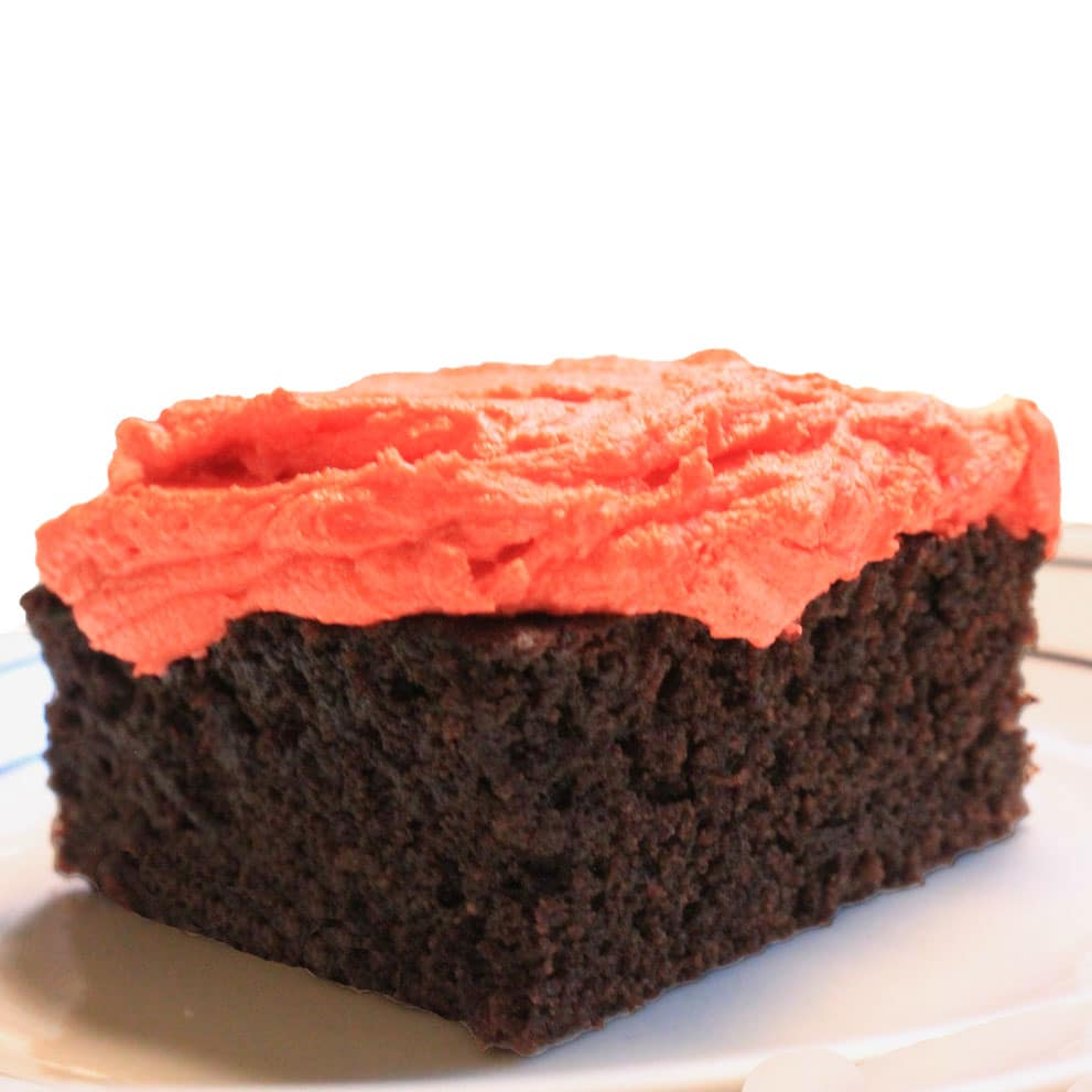 gluten free devil food cake baking mix