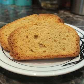 anisette sponge toast gluten free