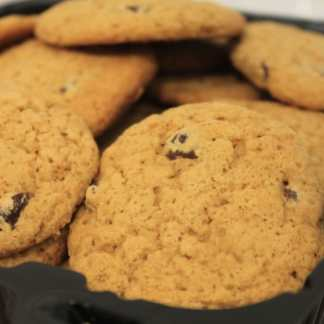 gluten free chocolate chip cookies - bakery fresh