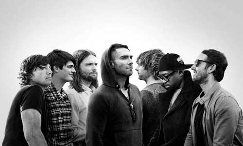 """Maroon 5 Releases Hot Shade & Mike Perry Remix For Their New Single """"Cold"""""""