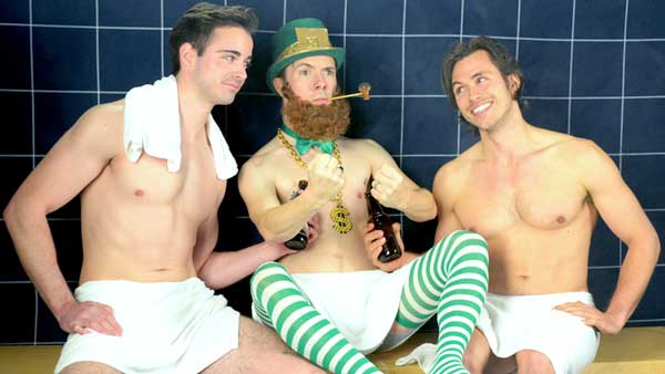 Brand New Steam Room Stories Episode! Luck of the Irish