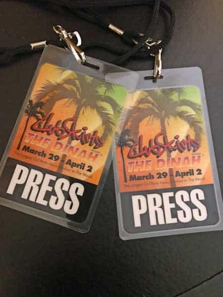 Dinah Shore Weekend 2017 Opening Night