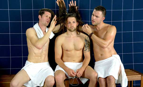 New Steam Room Stories Episode – Hot Guys With Long Hair