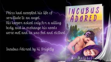 Incubus Adored Ki Brightly