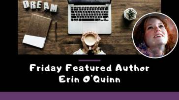 Friday Featured Author Erin OQuinn