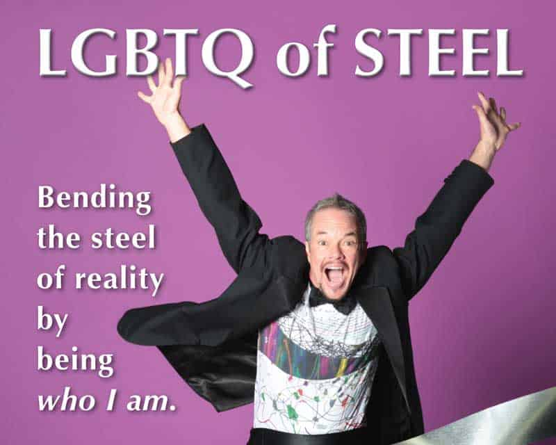 """""""LGBTQ Of Steel"""" New Photography Book by Acclaimed LA Photographer Jan Dee Gordon"""
