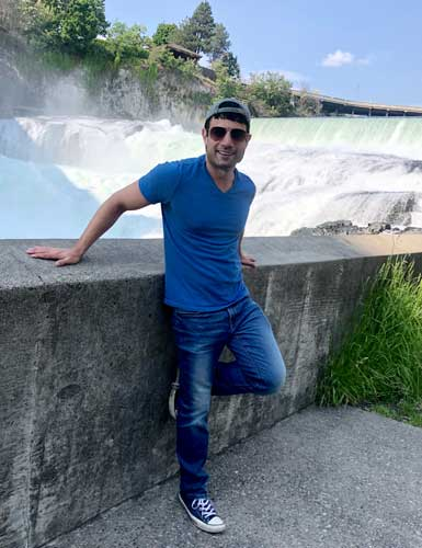 Joey and the Waterfall26