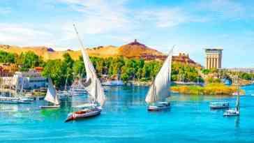 Aswan City www.tripsinegypt.com
