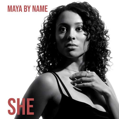 She album cover Maya by Name3