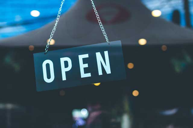 How to Make Your Business Opening Go With A Swing