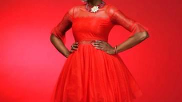 Lafamos Myoa Red Dress