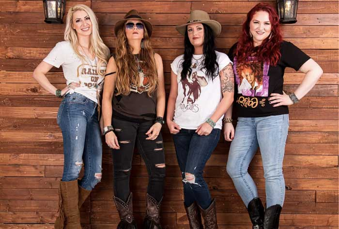 """Highway Women Release Highly Anticipated Single """"Shake The Dust"""""""