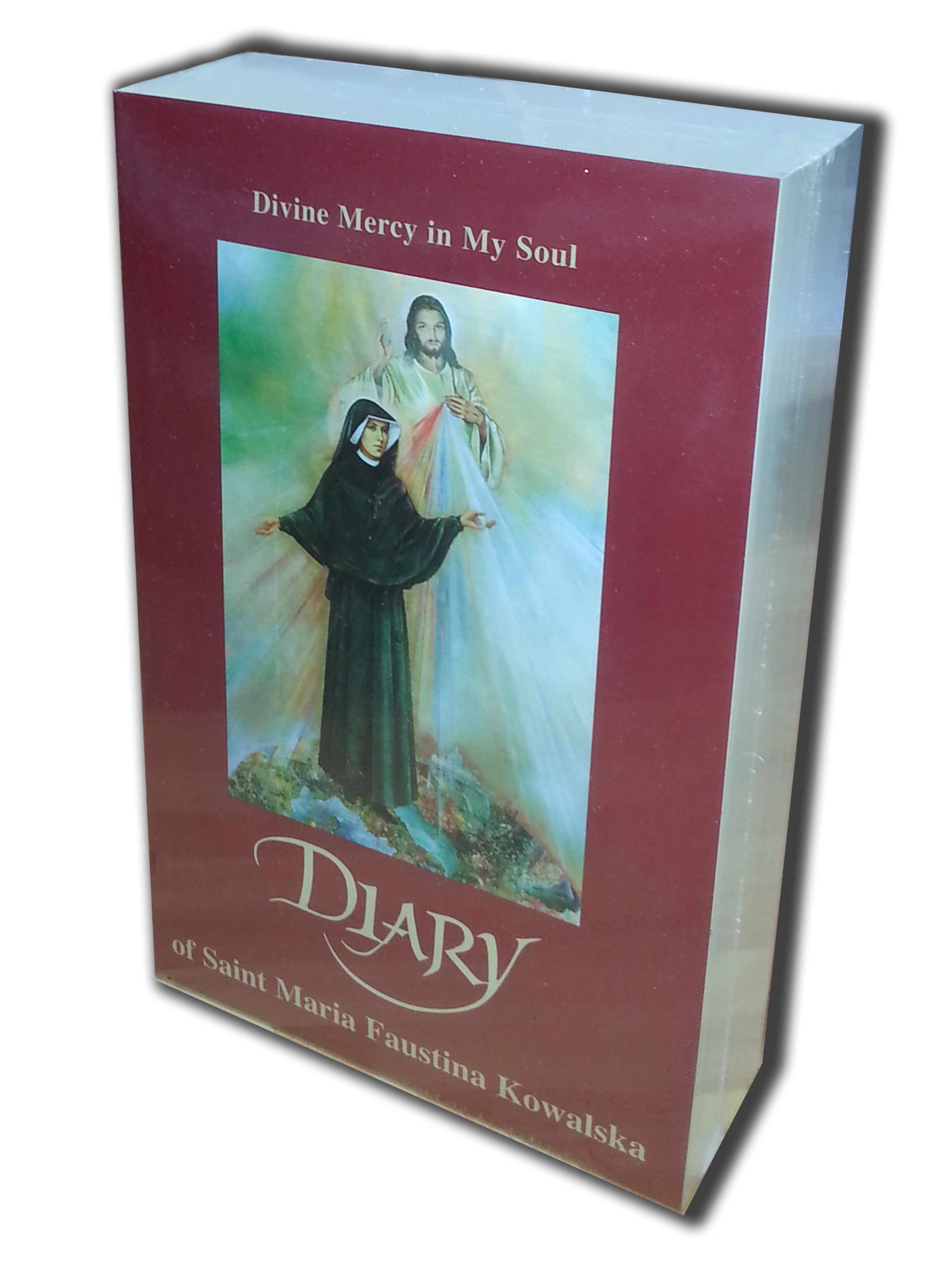 Miracles Books Diary Of St Faustina Large Size