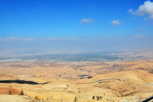 SEP 9  Mount Nebo - Moses
