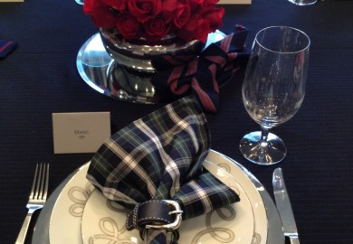 Table Settings For Father S Day
