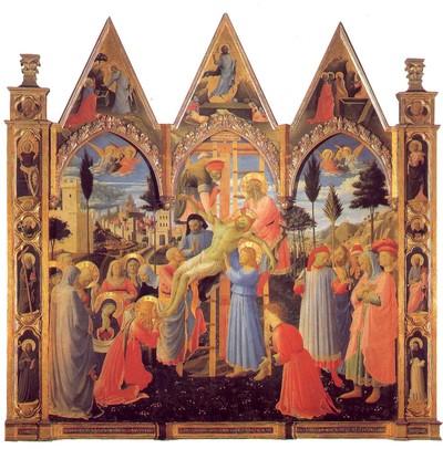 Descente de croix - Fra Angelico