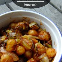 Stir fried Gnocchi (eggless)