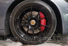 caliper spray sg. red caliper audi divinesplash.com car spray sg
