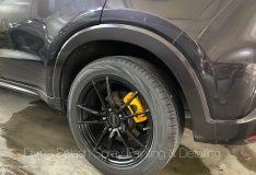 divinesplash.com car caliper spray yellow. ppg paint. car spray singapore. yellow caliper spray