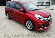 candy red car spray singapore. divinesplash.com car spray painting singapore