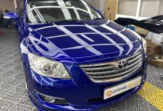 divinesplash.com lapiz blue toyota camry car spray singapore . car spray sg . divines splash. camry sg